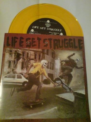 compacto 7  life set struggle       .....and roll  importado