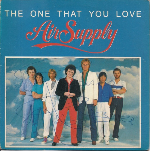 compacto air supply - the one that you love