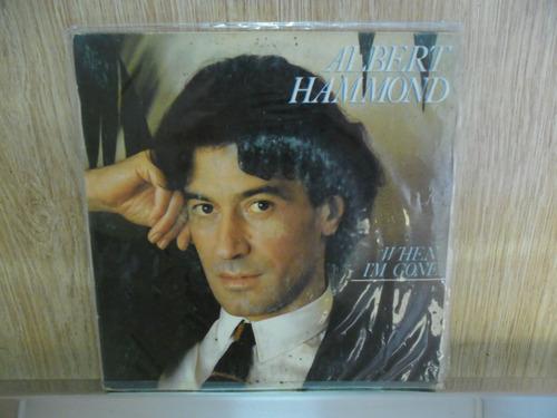 compacto albert hammond - when i´m gone