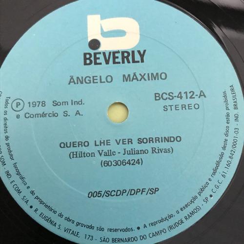 compacto angelo maximo 1978