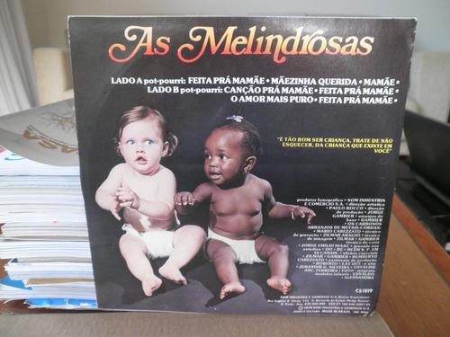 compacto as melindrosas disco baby dia das mães