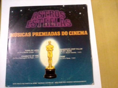compacto astros e estrelas musicas premiadas do cinema