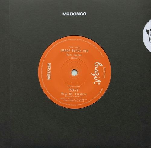 compacto banda black rio / miele nº55 mr. bongo