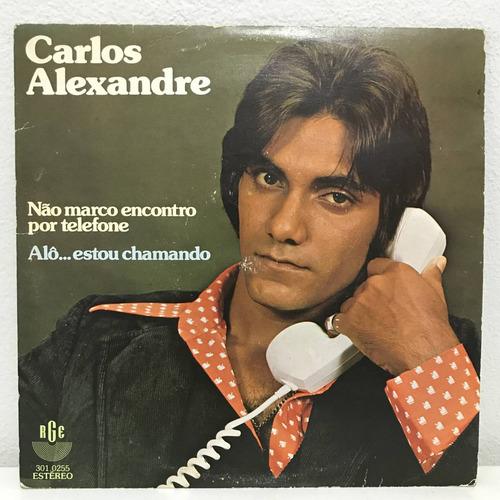 compacto carlos alexandre 1980