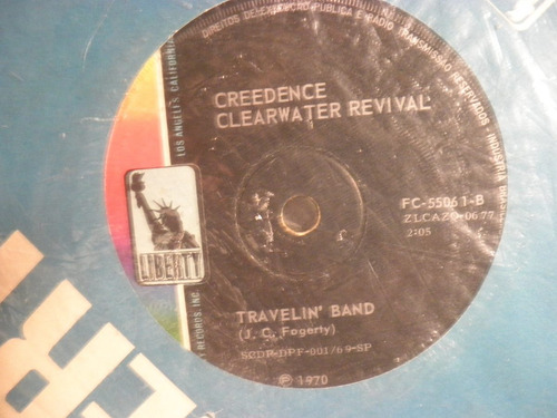 compacto creedence clearwater revival who´ll stop the rain