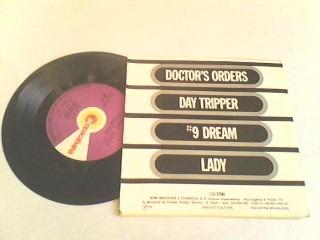 compacto de vinil - doctorr's - orders day tripper