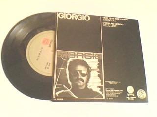 compacto de vinil  giorgio - from here to eternity