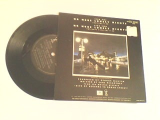 compacto de vinil  paul mccartney - no more lonely nights