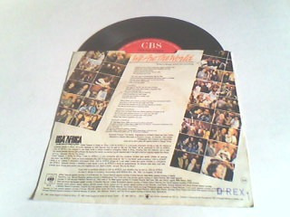 compacto de vinil we are the world -usa for africa (importad