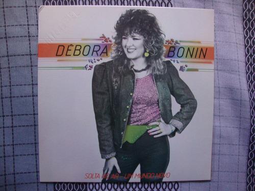 compacto débora bonin - solta no ar (1984) ex