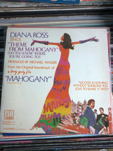 compacto diana ross theme from mahogany(do you know...)