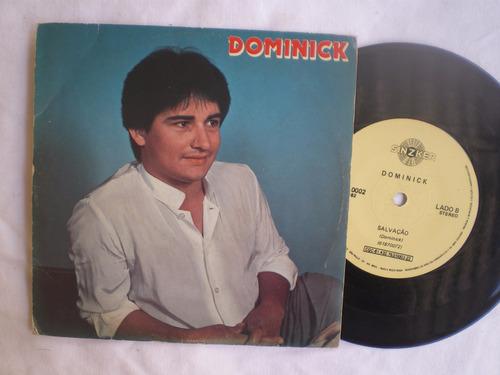 compacto - dominick / salvação / 1982