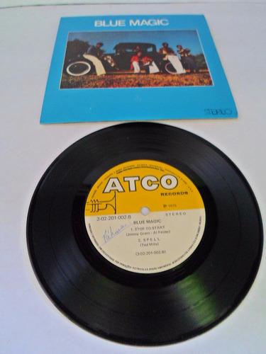 compacto duplo / blue magic / sideshow / ano 1975