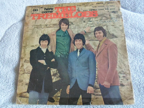 compacto duplo / here come the tremeloes / ano 1967