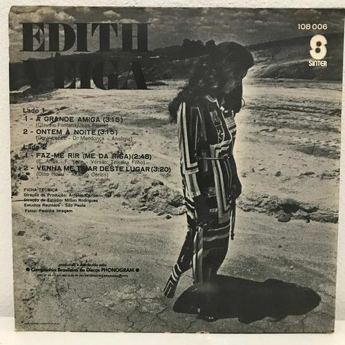 compacto edith veiga 1973