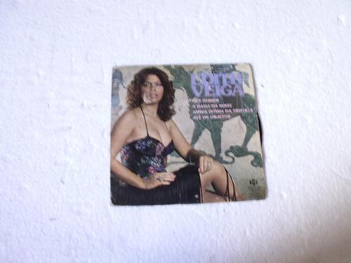compacto edith veiga 1980 meu bem,dama da noite