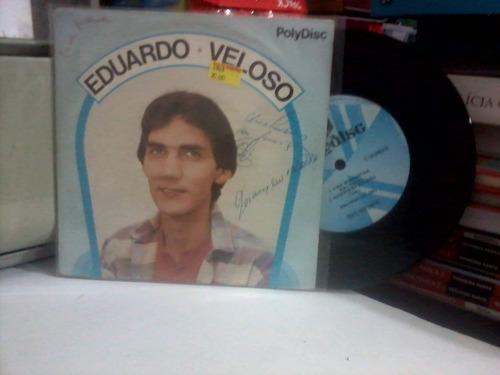 compacto eduardo veloso - 1985 - cód. 30.2003