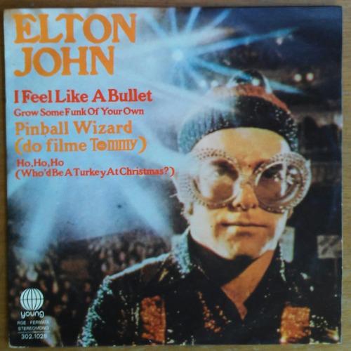 compacto elton john i feel like a bullet