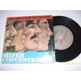 Compacto Em Vinil Silver Convention .the  Beatles!!
