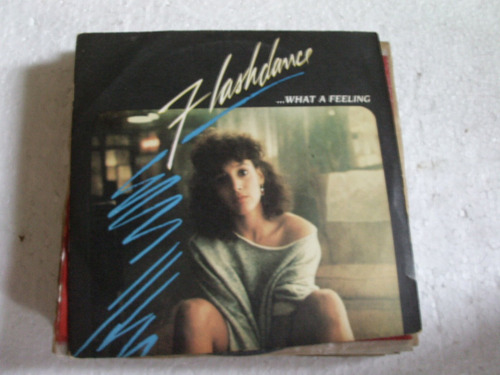 compacto flashdance what feeling,1983 irene caras