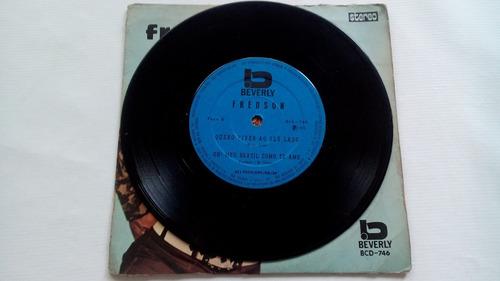 compacto - fredson - este é o som do carimbó - 1974