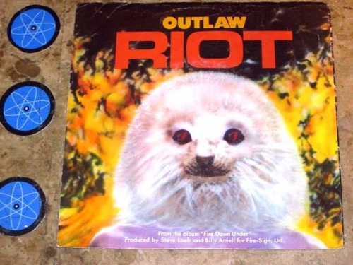 compacto imp riot - outlaw (1981)