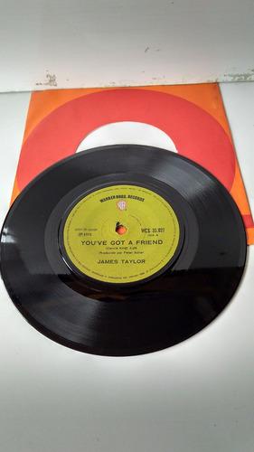compacto james taylor you´ve got a friend 1971