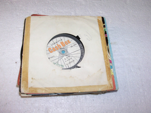 compacto jennifer,1972 don't want goodbye,cry