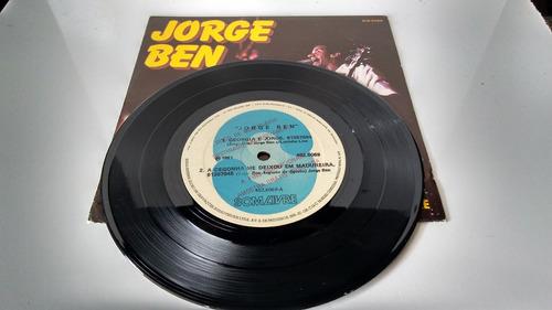 compacto jorge ben georgia e jorge / som livre 1981