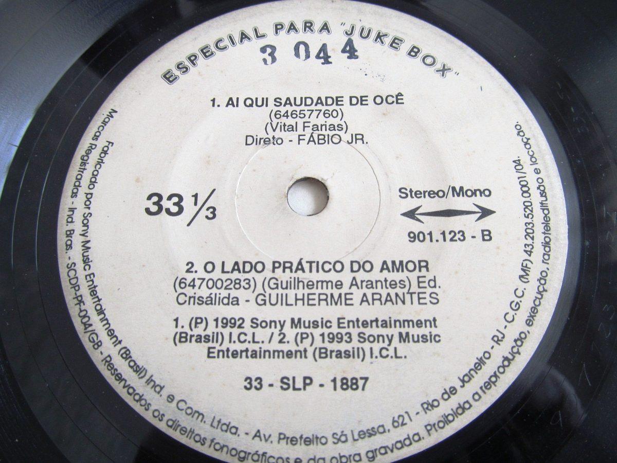 Compacto Jukebox Daniela Mercury / Fabio Jr