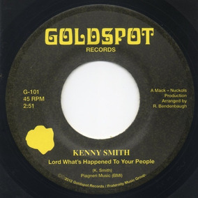 Compacto - Kenny Smith, Kenny Smith & The Loveliters - Funk