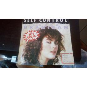 Compacto Laura Branigan. Self Control, S Partners. Importado