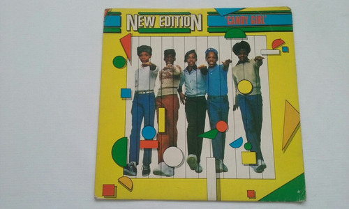 compacto - new edition - candy girl - 1983