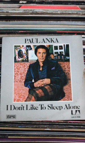 compacto paul anka i don't like to sleep alone