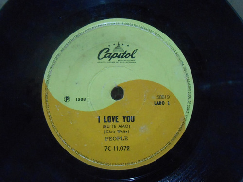 compacto people - i love you