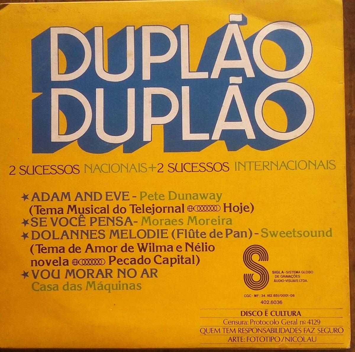 38b261f345e Compacto Pete Dunaway Moraes Moreira Casa Maquinas - R  79