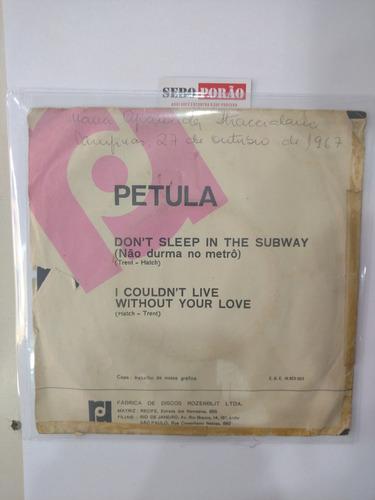 compacto petula - don't sleep in the subway