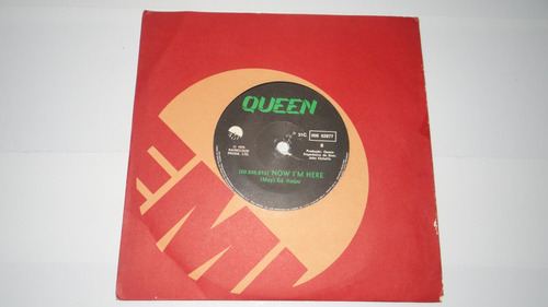 compacto queen - love of my life - now i'm here