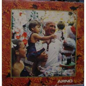 Compacto Raro  !  Arno  -  Disco De Natal  - X1