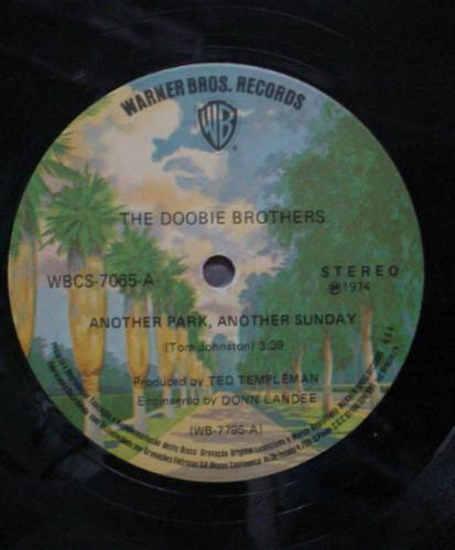 compacto raro !    the  doobie  brothers   -   1974