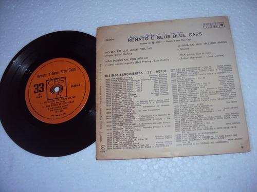 compacto renato e seus blue caps,1967 ana,não posso