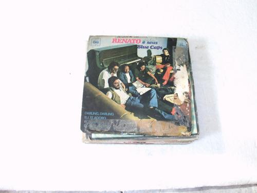 compacto renato e seus blue caps,1972 darling,eu te adoro