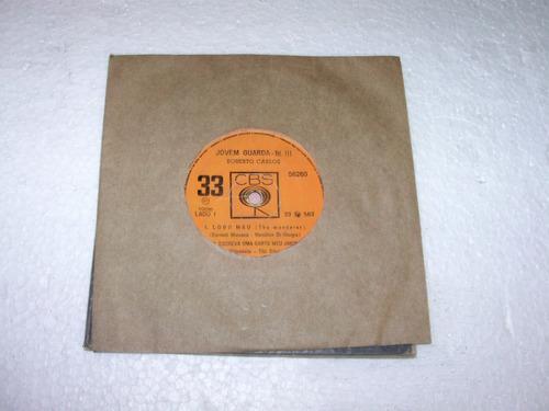 compacto roberto carlos,1966 jovem guarda vol 3