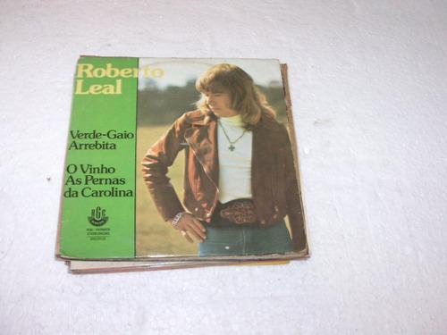 compacto roberto leal,1975 verde gaio,arrebita, vinho