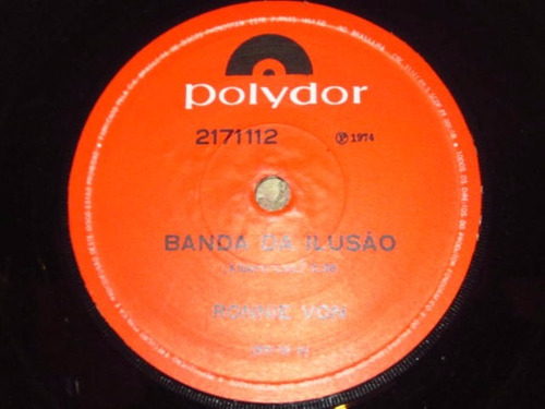 compacto ronnie von - banda da ilusão (1974)