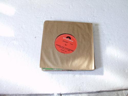compacto ronnie von,1973 colher de chá,coisas acontecem