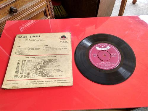 compacto rumba-express max greger e sua orquestra/polydor