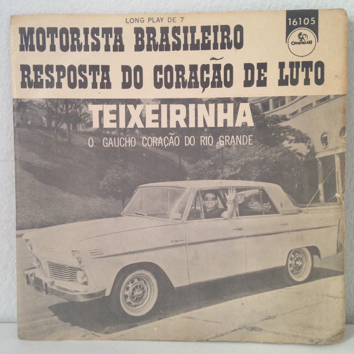 teixeirinha motorista brasileiro