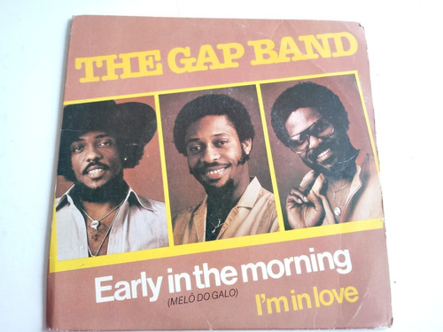 compacto the gap band early in the morning/i'm in love