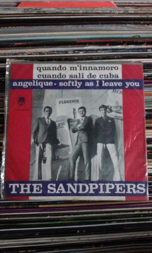 compacto the sandpipers quando m'innamoro